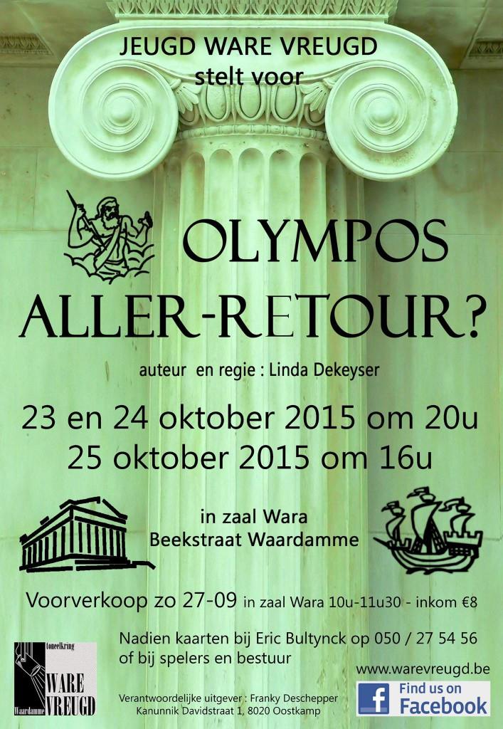 Olympos aller-retour?